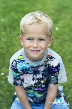 Dafotograf Børnefotografering