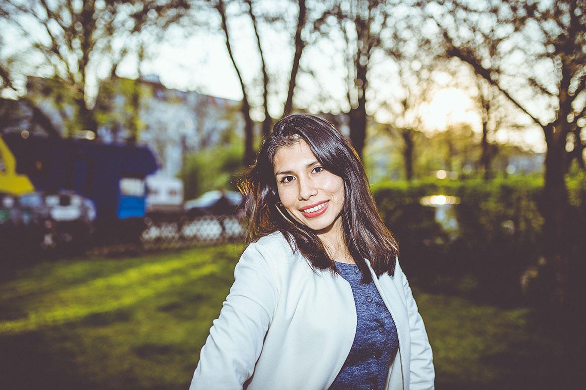 Dafotograf Portræt Fotografering